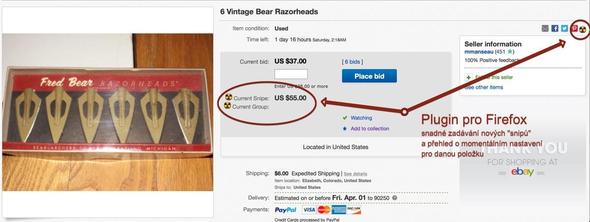 Ebay nettbutikk